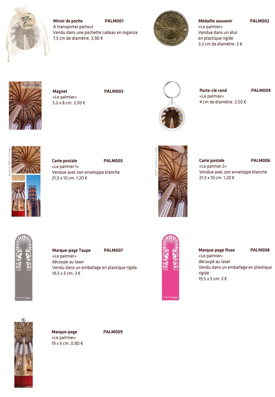 La Collection Palmier